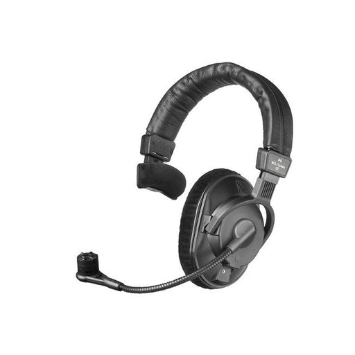 Beyerdynamic DT 287 PV MKII-80 Single-Ear Broadcast Headset With Condenser Microphone, 250 Ohm