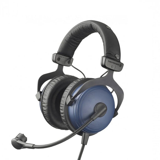Beyerdynamic DT 797 PV 250 High Isolation Headset w/ Cardioid Condenser Mic, 3-pin XLR and separate 1/4 TRS Cable