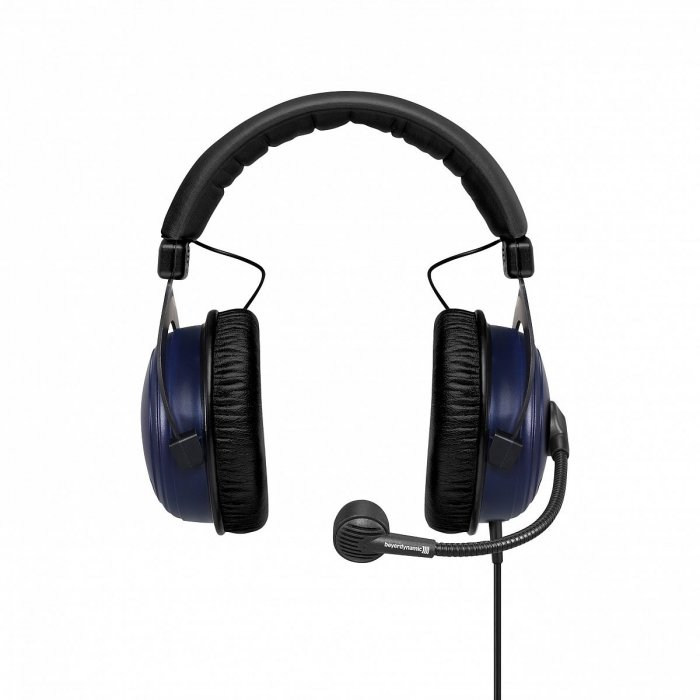 Beyerdynamic DT 790.00 200/80 Hi-Isolation Broadcast Headset w/ Hypercardiod Dynamic Mic