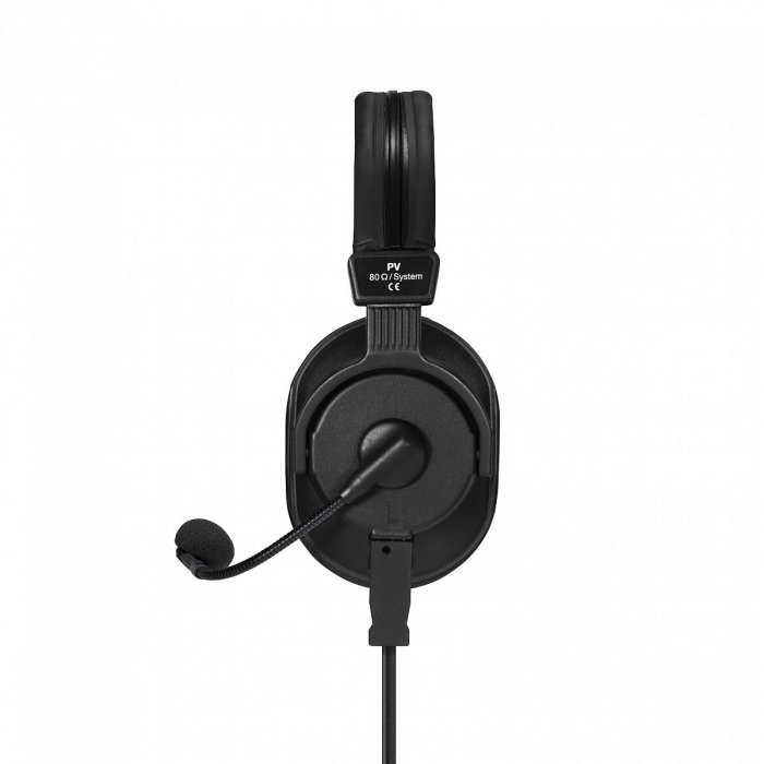 Beyerdynamic DT 280 MKII 200/80Ω Single-ear headset with dynamic microphones for talkback purposes in broadcasting and tv (closed)