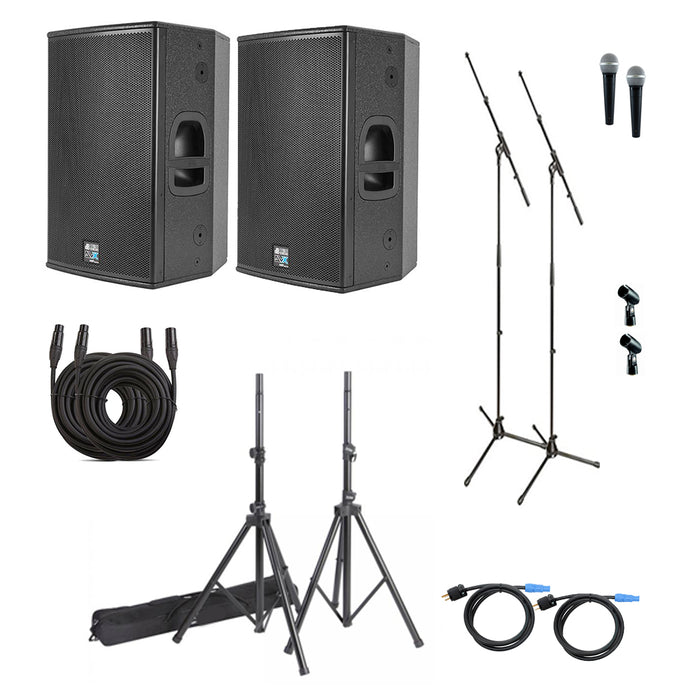 dB Technologies DVX-D12-HP 700 W Active speaker Pack C2-m