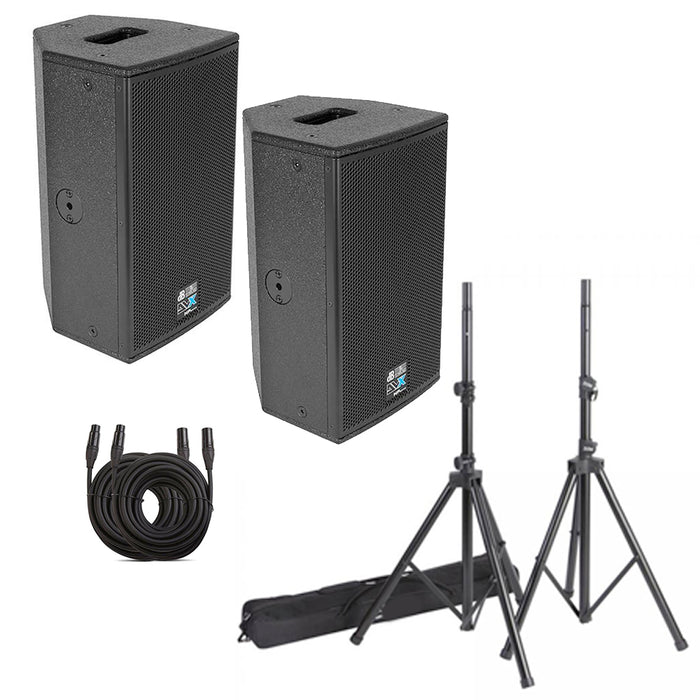 "dB Technologies DVX D8 HP 400W 8"" Active Speaker Pack B"