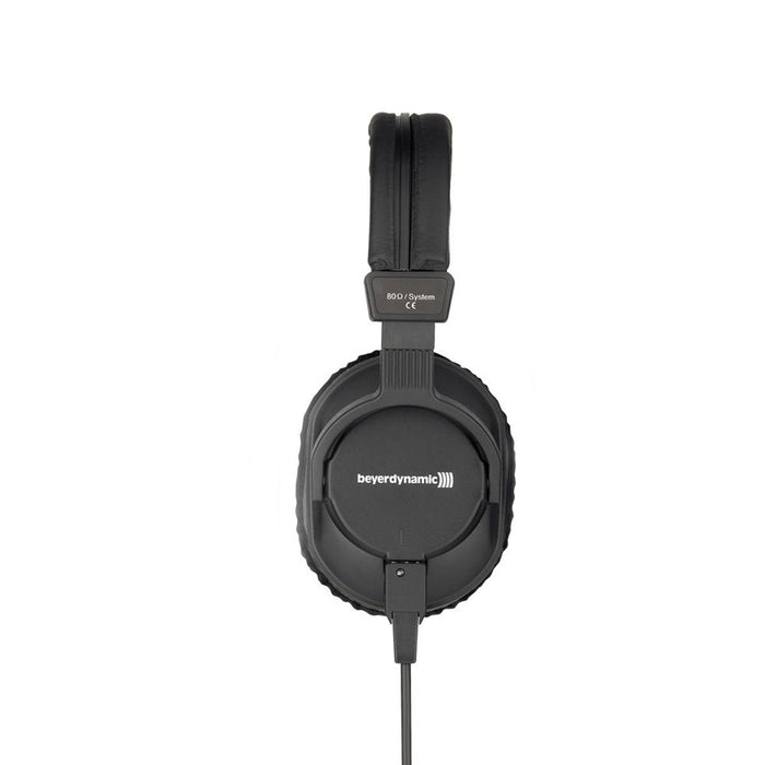 Beyerdynamic DT 250 250 Ohms Dynamic Closed Studio Headphone with 10' K 100.07 Cable
