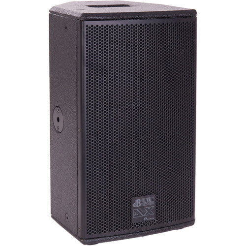 "dB Technologies DVX P8 8"" 2-Way Passive Speaker (Pack A)"