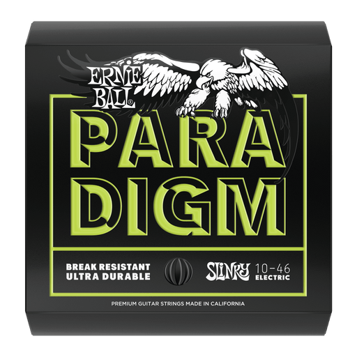 Ernie Ball Paradigm Slinky Electric Strings (10-46) 2021