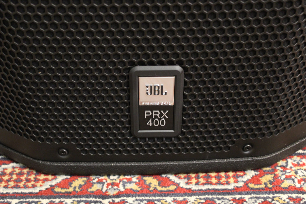 "JBL PRX412M 12"" 2-Way Passive Stage Monitor and Loudspeaker"
