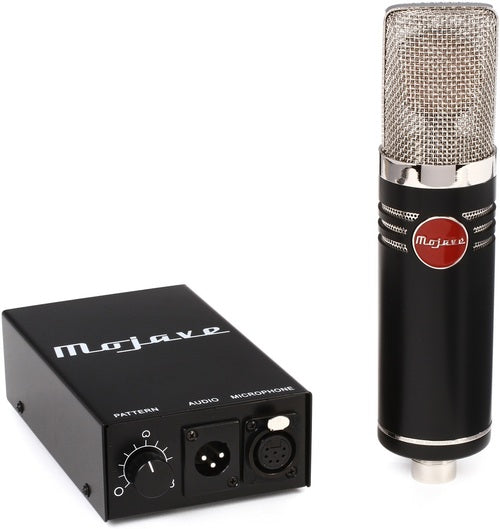 MOJAVE AUDIO - MICROPHONE ACCESSORIES - Power Supply for MA-1000 (7-pin)	PS-1000