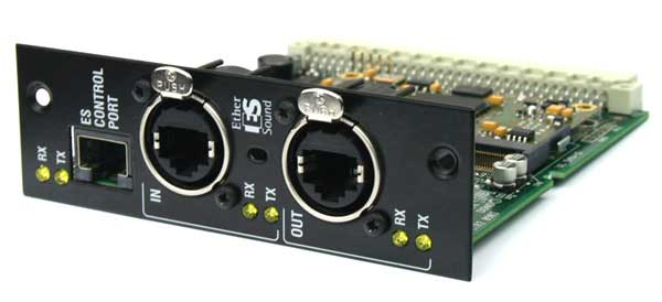 Allen & Heath AH-M-ES-V2-A 64 X 64 EtherSound Card 48kHz (Email for D.O'B. Sound Pro Price)