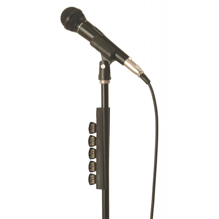 On-Stage GSAPK6700 Microphone Stand Pick Hold-It with 5 Picks