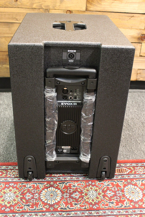 RCF Evox 12 Active Compact Portable 2 Way PA System