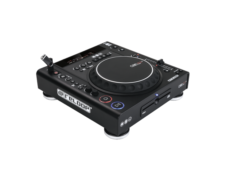 Reloop RMP-2.5 Alpha Cross Media Player