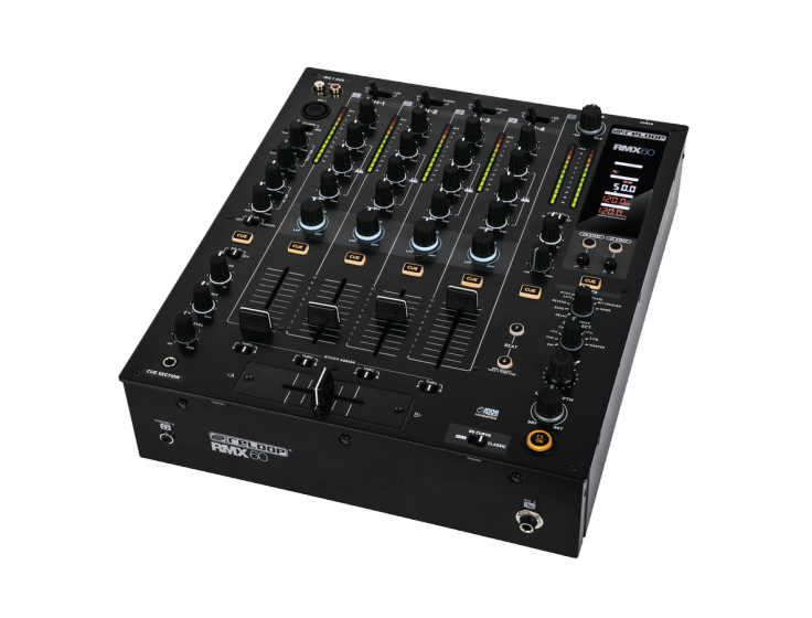 Reloop RMX-60 Digital DJ Mixer (email for D.O'B. Pro Price)