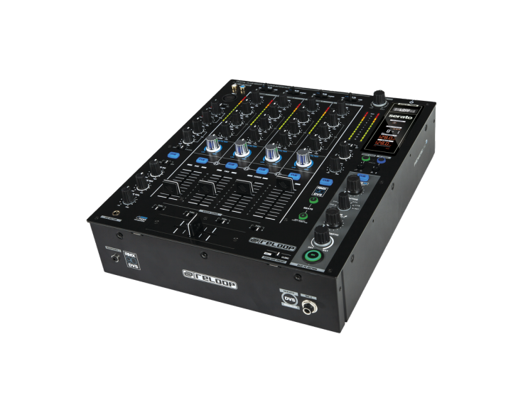 Reloop RMX-90 DVS Serato Compatible DJ Mixer (email for D.O'B. Pro Price)