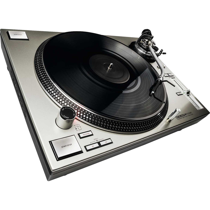 Reloop RP-7000 High-Torque Turntable (Silver)