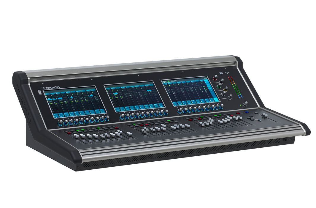 DiGiCo S31 Rack Pack with DMI CAT5e x 1, DMI Blank x 1 (X-S31-C-RP) --  Call or Email for (LOWER) D.O'B. Sound Pro Price
