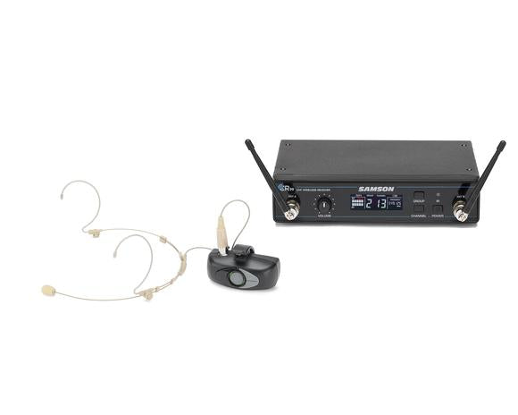 Samson Airline AHX Wireless UHF Headset System (D: 542 to 566 MHz)   SWSATXDE10-D