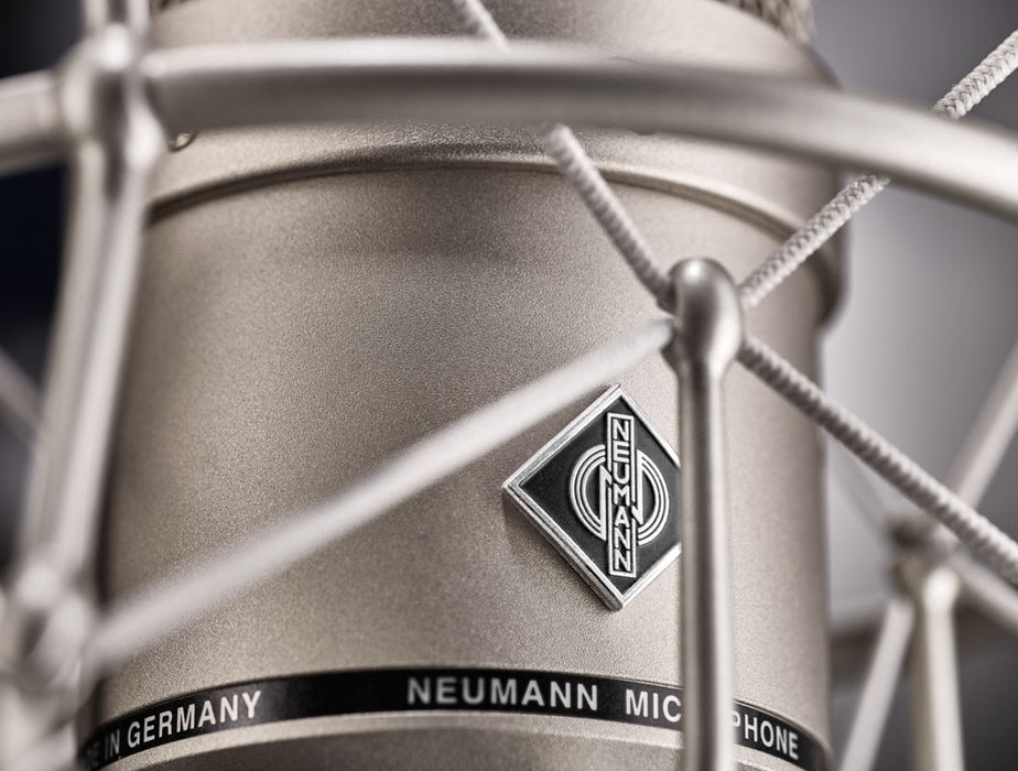Neumann M 147-TUBE-SET-US Cardioid Tube Mic w/ Case