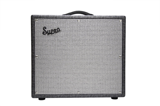 "Supro 1695T Black Magick 25-watt 1x12"" Tube Combo"
