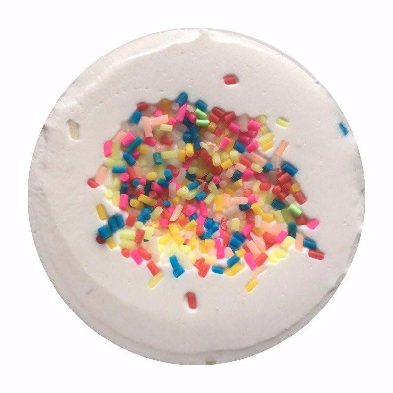 CAKE BATTER ICE CREAM SLIME
