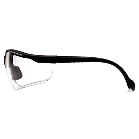 PYRAMEX SAFETY SB1810ST Venture II Safety Glasses Clear Lens Anti Fog