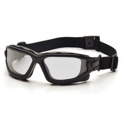 Pyramex I Force CLEAR Dual Anti Fog Lenses Safety Glasses Goggles Z87+ SB7010SDT - US Safety Supplies