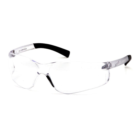 PYRAMEX SAFETY S2510R15/S2510R20 Ztek Readers Bifocal Safety Glasses Clear 1.5X/2.0X