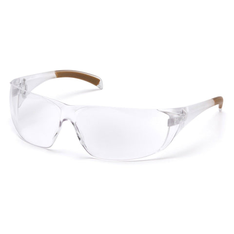 Carhartt Billings Safety Glasses with Clear Lens CH110ST ANTI FOG