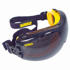 DEWALT DPG82-21 Concealer Smoke Anti-Fog Dual Mold Safety Goggle New - US Safety Supplies