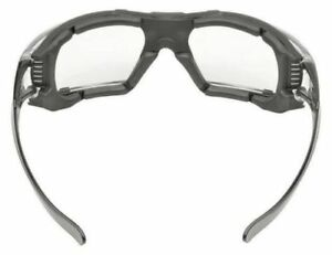 Elvex Go-Specs IV Safety Glasses, Clear Anti-Fog Lens, GG-16C-AF