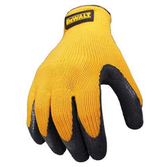 DeWalt Textured Rubber Coated Work Gloves Grip DPG70 - US Safety Supplies