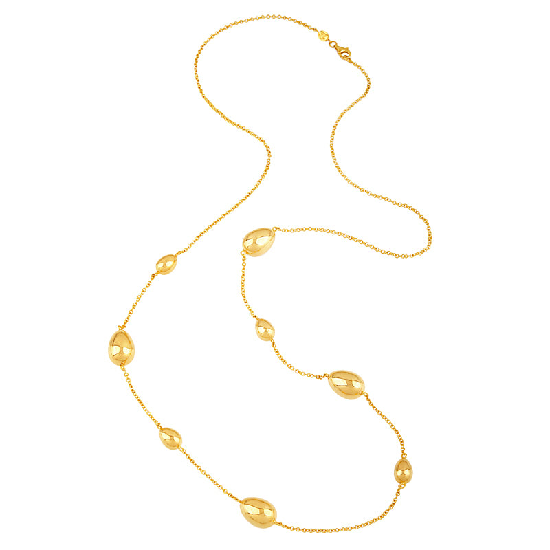 14KT Yellow Necklace