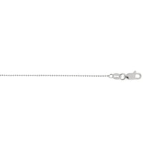 Load image into Gallery viewer, Silver 1mm Bead Chain