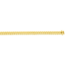 Load image into Gallery viewer, 14K Gold 6.1mm Classic Miami Cuban