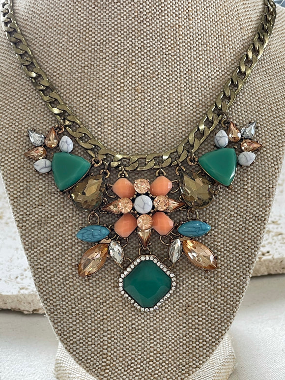 Antique replica necklace
