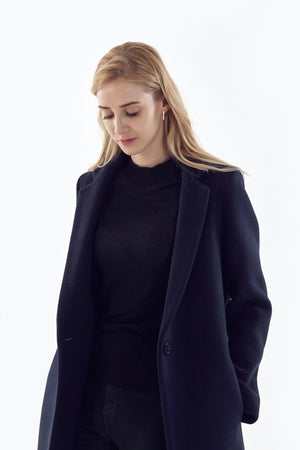 warm wool coat
