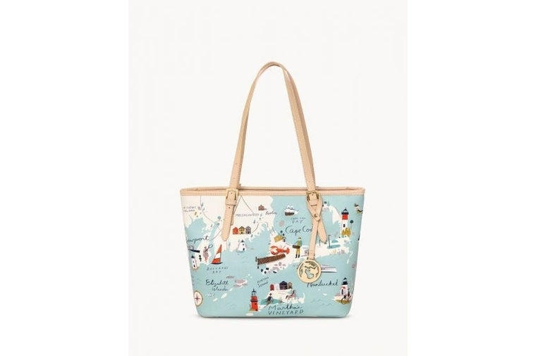 Northeastern Harbors Small Tote