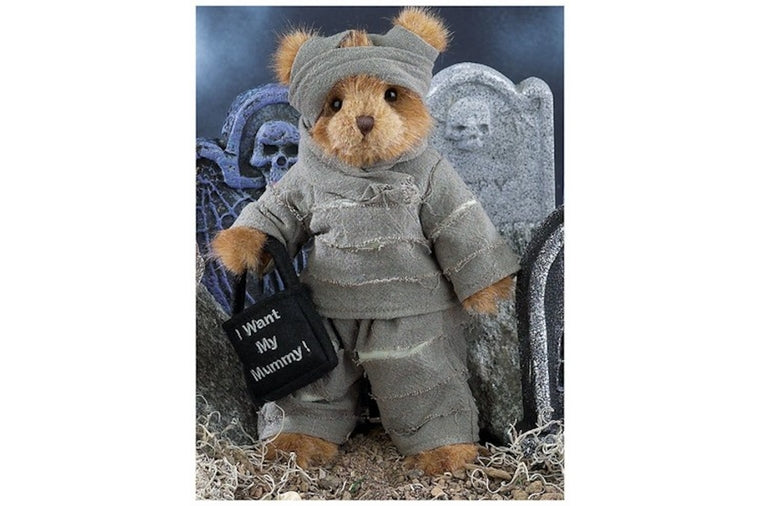 Bearington Collection - Morty Mummy (Retired)