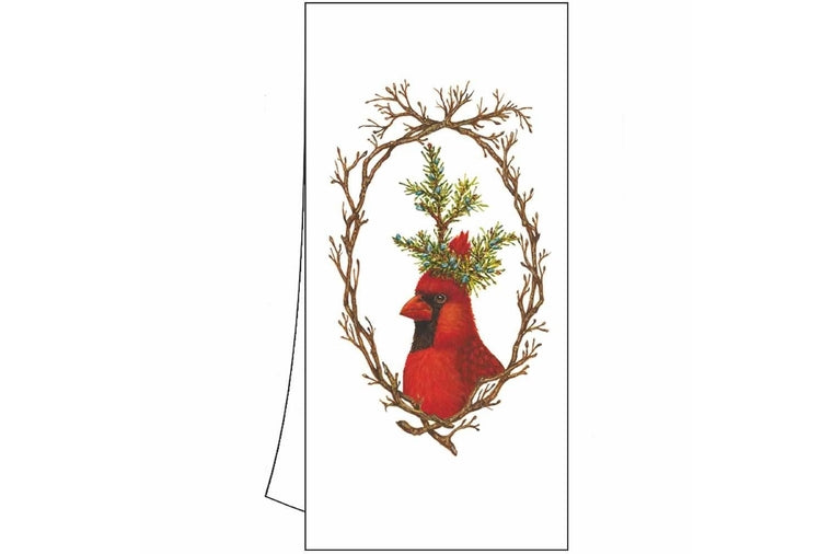 Vicki Sawyer - Holiday Party Kitchen Towel