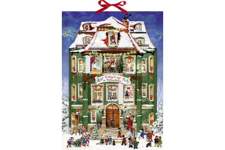 Christmas Party Musical Advent Calendar