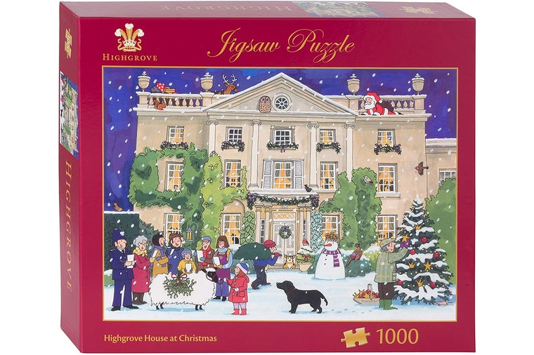 Highgrove House Puzzle
