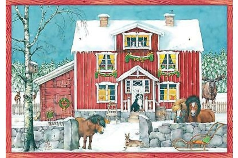 Nordic Christmas Advent Calendar