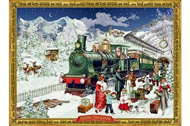 Festive Express Advent Calendar