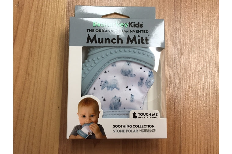 Munch Mitt - Stone Polar