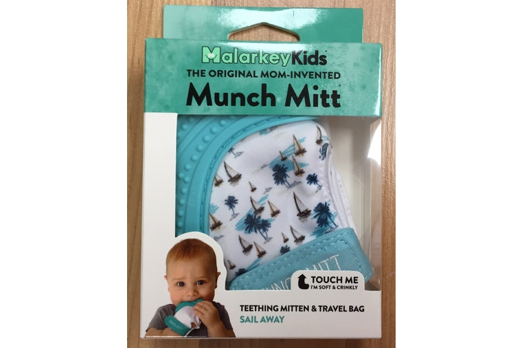 Munch Mitt - Sail Away
