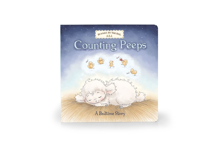 Counting Peeps Book - Bunnies By the Bay