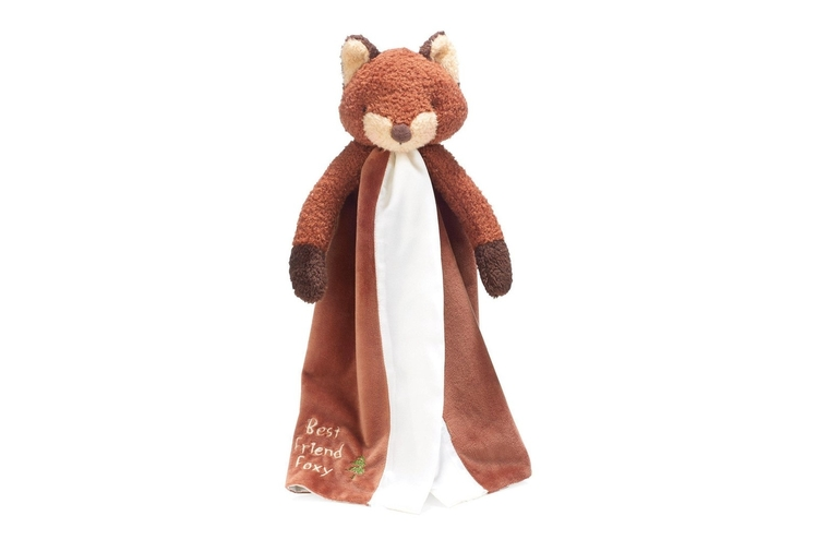 Foxy Buddy Blanket - Bunnies By the Bay