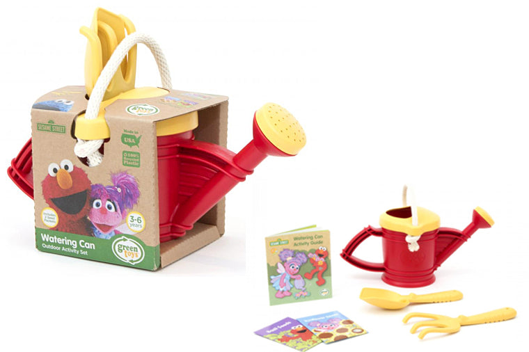 Elmo Watering Can Set