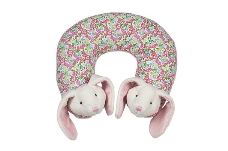 Beth Bunny Travel Pillow