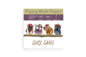 Girl Gang Mini Flying Wish Kit