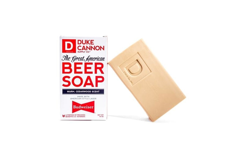 Duke Cannon - Great American Beer Soap